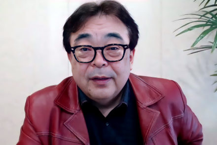 横河電機株式会社 常務執行役員 マーケティング本部長 阿部 剛士氏