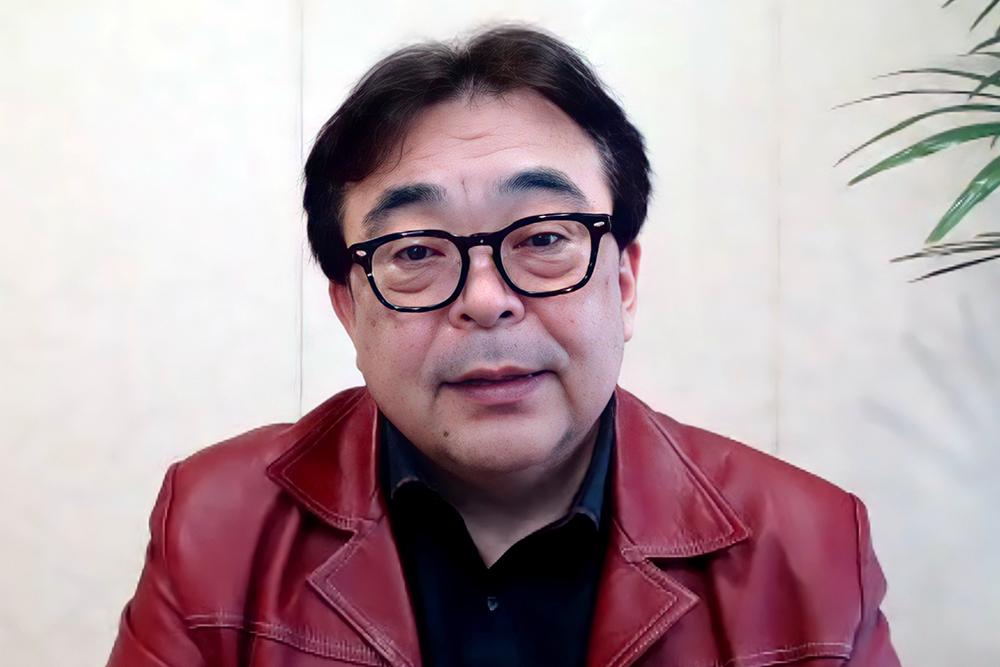 横河電機株式会社 常務執行役員 マーケティング本部長 阿部剛士氏