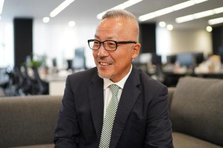 株式会社グルーヴノーツ 代表取締役社長 最首英裕