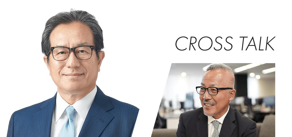ソニーグループ株式会社 執行役員 技術インテリジェンス渉外担当 大村隆司氏と株式会社グルーヴノーツ 代表取締役社長 最首英裕